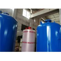 Wholesale 1000L 8 Bar Vertical Air Compressor Receiver Tank Pressure Pulsation Reduction from china suppliers