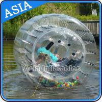 Wholesale Water Playing Games Inflatable Floating Water Roller  for Kids Inflatable Pool from china suppliers