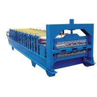 Wholesale Automatic GI Steel Stud Roll Forming MachineWith Hydraulic Decoiler Machine from china suppliers