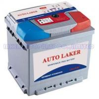 Wholesale 55D23R Replace Maintenance Free Rechargeable Battery Long Lasting Service Life from china suppliers