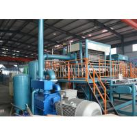 Wholesale Siemens Motor Waster Paper Egg Tray Machine 400-12000pcs / Hour Production Speed from china suppliers