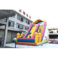 Wholesale Buy Large  Inflatable Slide For Rent Commercial Inflatables For Sale from china suppliers