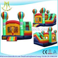 Quality Hansel top quality ballon kids jumping castle for family party for sale