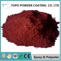 Wholesale RAL 1017 Epoxy Polyester Powder Coating Hammer Texture ROHS Standard from china suppliers