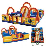 Wholesale inflatable obstacle/inflatable toys from china suppliers