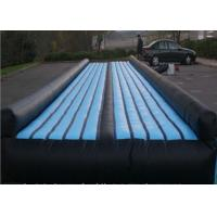 Wholesale EN14960 Durable Inflatable Air Tumbling Track / Trampoline Tumble Track from china suppliers
