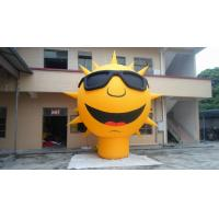 Wholesale inflatable product model replica / Exciting inflatable sun / PVC Inflatable giant sun games from china suppliers