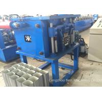 Wholesale Square Downspout Pipe Cold Roll Forming Machine Fully Automatically from china suppliers