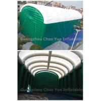 Quality Huge PVC Tarpaulin Sealed Inflatable Party Tent with Air Pumps for sale