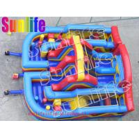 Wholesale inflatable foot house slide from china suppliers