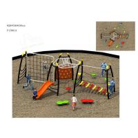 Wholesale Commercial Play Area Childrens Outdoor Playset 820*540*330cm Compact Design from china suppliers