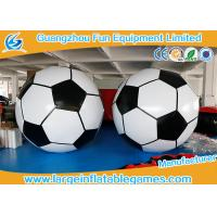 3m Diameter Giant Inflatbale Foot Ball Soccer Big Inflatable Soccer Games