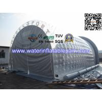Wholesale Outside Sealed Air Inflatable Tent For Outdoor Activity , 0.6mm PVC Tarpaulin from china suppliers