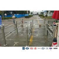 Wholesale Club Portable Swing Barrier Gate Mechanism Electronic With Direction Indicator from china suppliers