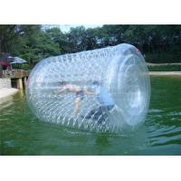 Wholesale Human Inflatable Water Ball Inflatable Rollig Ball With Body Zorbing Bubble Ball from china suppliers