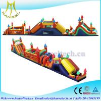 Wholesale Hansel playground bridge,obstacle sport game indoor and outdoor from china suppliers