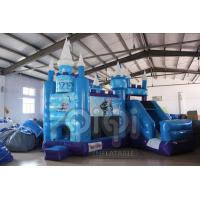 Wholesale Frozen five in one jumping castle combo from china suppliers