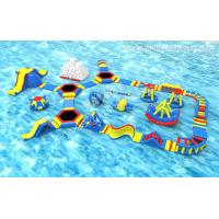 Wholesale Inflatable Water game whole set,Inflatable Aqua Park from china suppliers