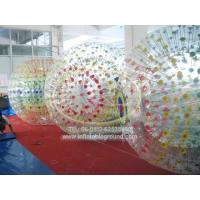 Buy cheap inflatable zorb ball from wholesalers