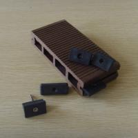 Wholesale Waterproof Anti - Moth WPC Accessories Floor Clip With PP / PVC Surface from china suppliers