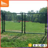 Wholesale PVC Coated Chain mesh Fence (diamond wire mesh) / Chain Llink Fence from china suppliers