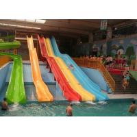 Wholesale Commercial Adult High Speed Body Water Slide Anti - Ultraviolet from china suppliers
