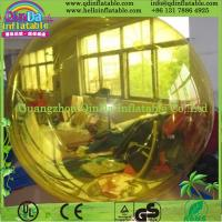 China Giant inflatable human-size water balls Inflatable Ball Water Ball Water Walking Ball on sale