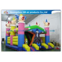 China European Classical Style Bounce Jumping Castles Inflatable / Kids Bounce House on sale