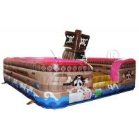China PVC Material Inflatable Bounce House / Blow Up Jump House 5×6×3m EN14960 on sale