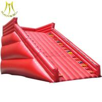 Hansel Wholesale china inflatable toys slide for kids in Amusement water park