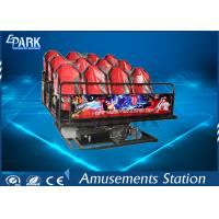 Wholesale Horrible Movies 5D Simulator Ride Dynamic Motion Platform With Simplest Structure from china suppliers