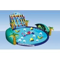 Wholesale Inflatable Slide AQ3108ok from china suppliers
