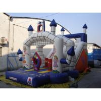Wholesale Kids Party Inflatable Castle Bouncer , PVC Small Indoor Inflatable Bouncers from china suppliers