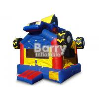 China Monster Truck Inflatable Jumping House EN71 Approved Kids Blow Up Bounce Houses on sale