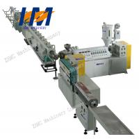 Wholesale PS Foam picture or photo frame profiles extrusion line for plastic molding from china suppliers