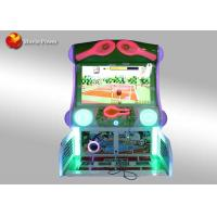 China Indoor Sport Tennis Goal Game Simulator Arcade Game Machines / Kid Entertainment Equipment on sale