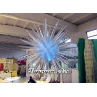 Wholesale Hanging Inflatable Led Light with Blower for Dinner Night and Weekend Party from china suppliers
