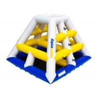 Wholesale Kids Funny Inflatable Water Games Inflatable Climbing Tower For Outdoor Activities from china suppliers