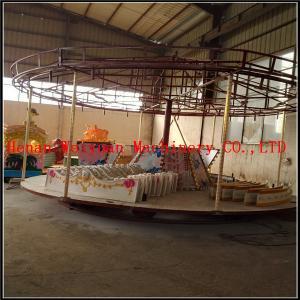 wholesale indoor amusement games 16 seats carousel horse for sale