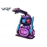 Wholesale Large Screen VR Game Machine For Shopping Mall / Arcade Dance Simulator from china suppliers