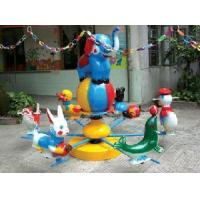 Wholesale Small Elephants Turntable Chair (6 seats) Ty-9132g from china suppliers