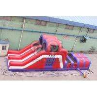 Wholesale Double Lane Rock Extreme Challenge Obstacle from china suppliers
