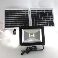 Buy cheap Energy saving Solar LED Flood Lights ip65 , Solar Powered Outdoor Flood Lights from wholesalers