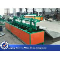 Wholesale Semi Automatic Chain Link Machine , Chain Link Weaving Machine Easy Operation from china suppliers