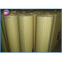 China Welded Stainless Steel Mesh , Welded Wire Panels For Bridges / Highway on sale