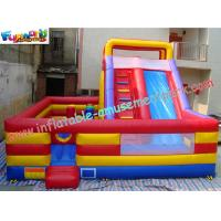 Wholesale ODM Jumping slide, Outdoor Commercial Inflatable Slide 7.5L x 7W x 5.2H Meter for Child from china suppliers