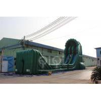 Wholesale Amazing Inflatable Zip Line Challenge from china suppliers