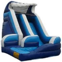 Wholesale Large Amusement Park Toys , Kids And Adults Inflatable Commercial Inflatable Slide For Riders from china suppliers