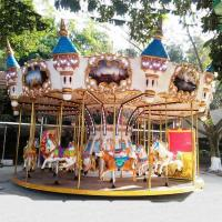 Wholesale Funny Horse Carousel Ride / Kids Carousel Ride CE ISO Certification from china suppliers