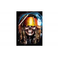 Buy cheap Scary Grimace Theme Lenticular 3D Poster 30x40cm Size For Shop Decoration from wholesalers